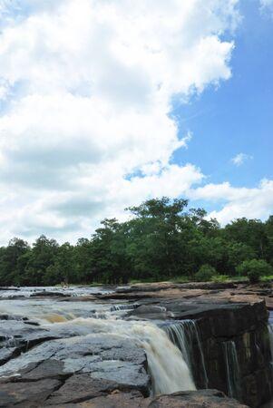 Tat Ton Waterfall 1 Stock Photo - 7398612