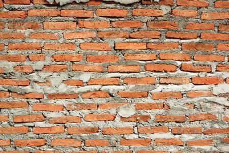 stone work: Brick wall