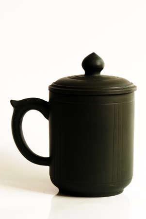 green tea cup  Stock Photo - 8460607