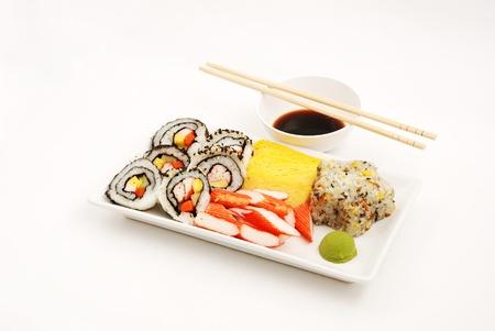 japon food: Food Japon de sushi Banque d'images