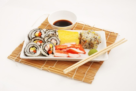 Sushi Japan food