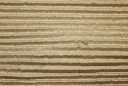 brown corrugated cardboard photo