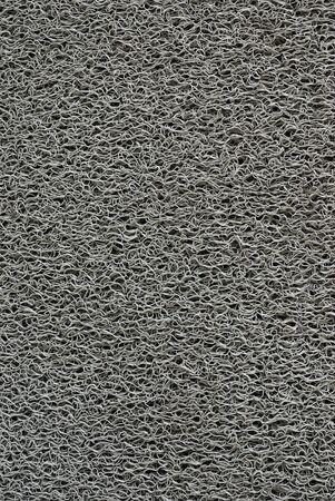 Grey doormat  photo