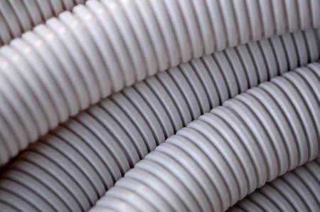 posting: Corrugados Tubos blancos para su publicaci�n