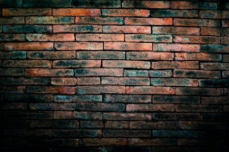 Old brick wall texture background Stock Photo - 19121037