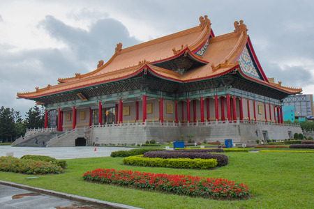 National Concert Hall in Taipai, Taiwan