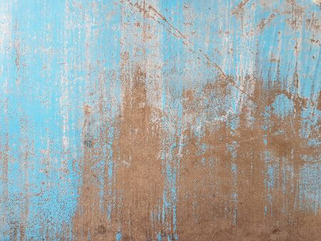 Abstract Dark rusty corroded colorful rusty metal background, rusty metal texture, Vintage effect