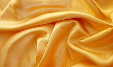 yellow satin - usefull for backgrounds