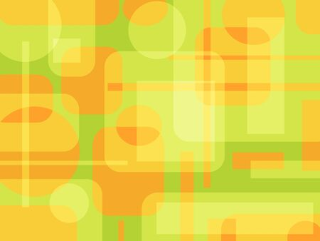 colorful geometrical abstract background photo