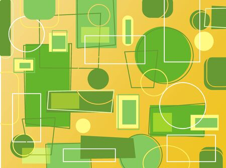 colorful retro background vector illustration Stock Illustration - 4394446