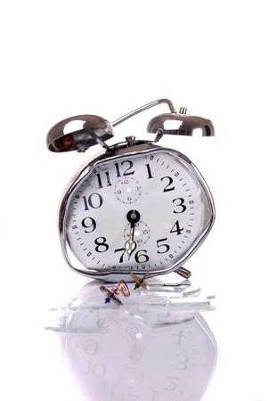 Good morning - Broken alarm clock