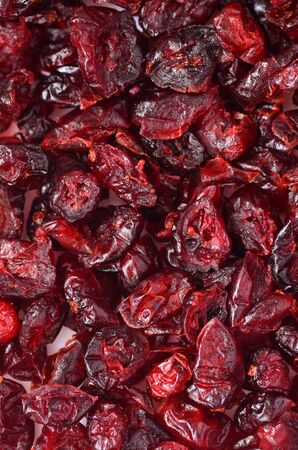 arandanos rojos: ar�ndanos secos imagen de primer plano