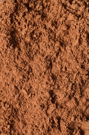 carob: Carob powder, can be used as a substitute for cocoa