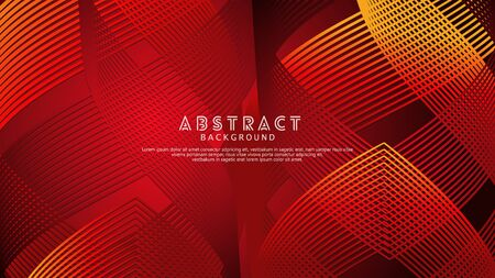 Abstract wave lines background for element design and other users