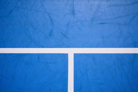 tennis stadium: Detail of a tennis court