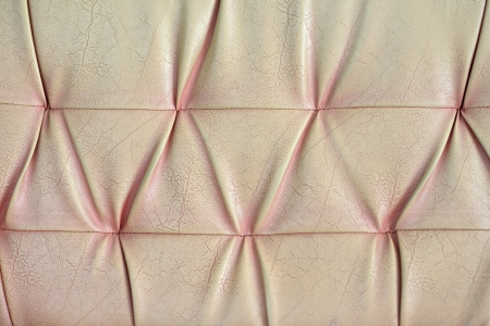 Old Leather Upholstery Background photo