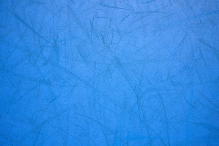 tennis court: tennis court, surface blue background Stock Photo