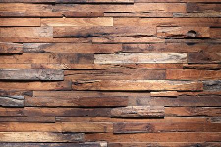 mur de bois en bois texture de fond Banque d'images