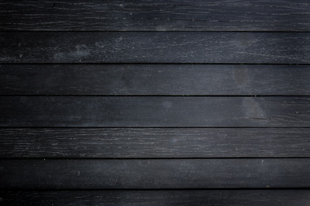 wood laminate: black wood plank texture background