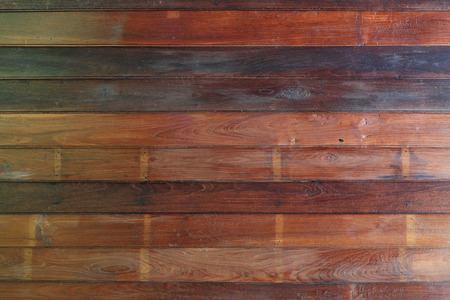 brown wood wall plank texture background photo
