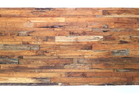 木の茶色の板のテクスチャ背景 写真素材