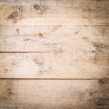 wood background: wood brown aged plank texture, vintage background Stock Photo
