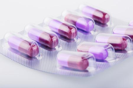 pills capsules medicine Reklamní fotografie