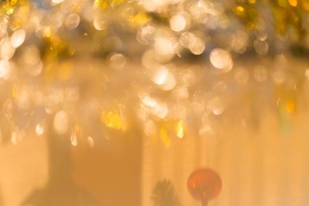 de focused: abstract light celebration background with de focused lights Stock Photo