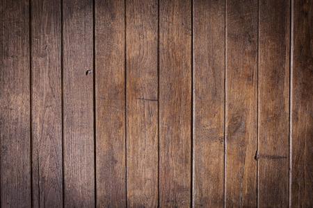 madera: madera de madera pared tabl�n marr�n fondo de la vendimia Foto de archivo