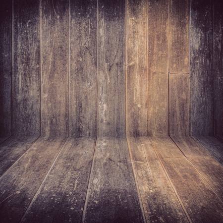 old brown wood plank texture background photo