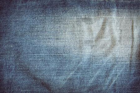 blue denim jean texture background photo