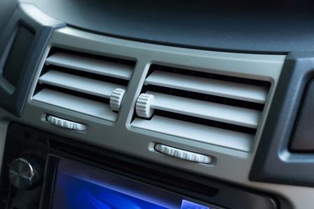 air: air conditioning in car