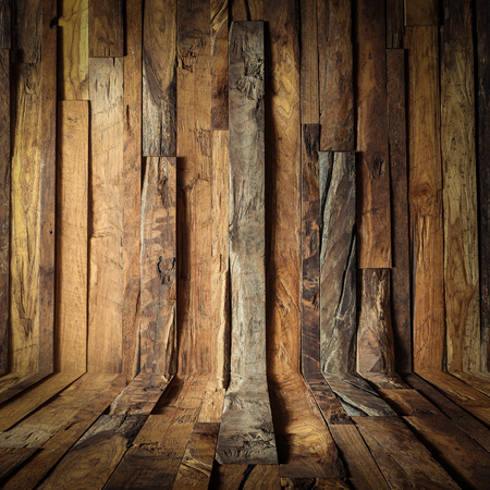 seamless wood texture: brown wood plank texture background