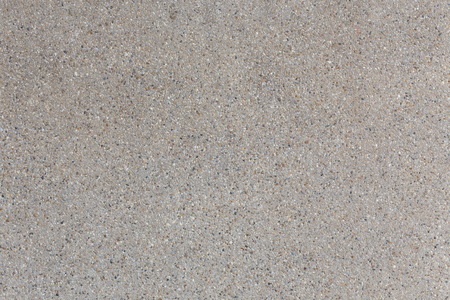 gravel: background of sand and small gravel stone texture Stock Photo