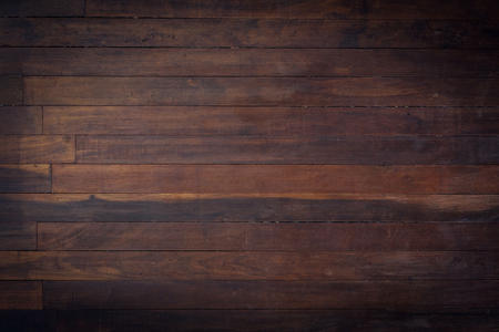 black wood texture: timber wood brown wall plank panel texture background Stock Photo