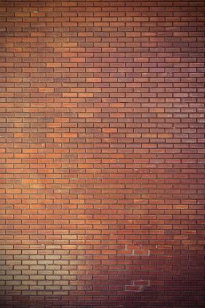 벽돌 벽 텍스쳐 백그라운드 산업 건축, 사용되는 이미지의 소재 레트로 필터