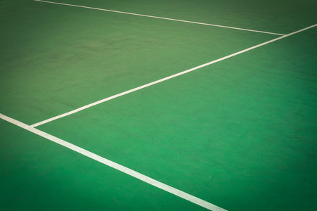 Green Tennis Court Surface Sport Background Stock Photo Picture
