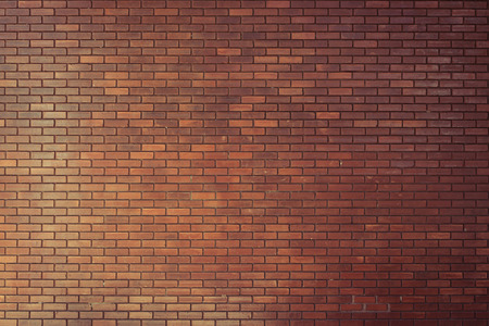 brick wall texture background material of industry construction, image used retro filter Stok Fotoğraf - 45286153