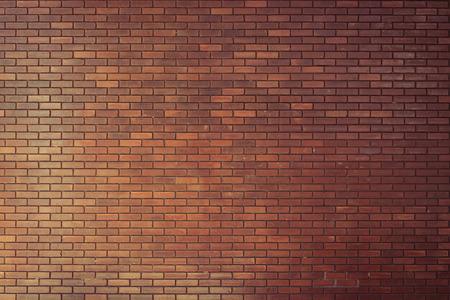 Mur de briques matériau de construction de l'industrie, de l'image de fond texture utilisé rétro filtre Banque d'images - 45286153