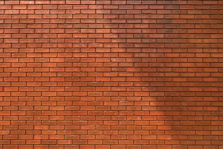 Backsteinmauerbeschaffenheit Hintergrundmaterial der Branche Hochbau