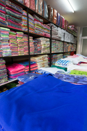softness: warehouse of towel softness fluffy fiber fabric of textile industrial for sale