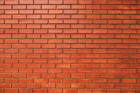 brick wall texture background material of industry building construction Archivio Fotografico