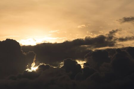 moody sky: beautiful sunset sky, dramatic moody sky, natural background