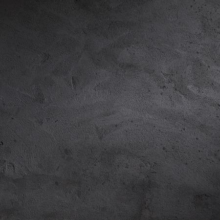 hormig�n: mortero de cemento de la pared negro, textura concreta fondo