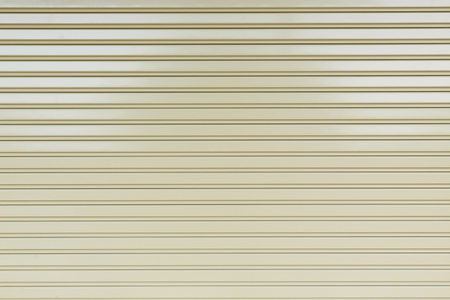 shutter door: steel metal door, roller shutter door in warehouse building Stock Photo