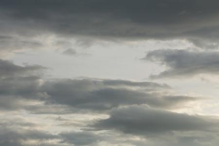 moody sky: storm cloud, dramatic moody sky Stock Photo
