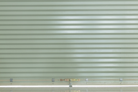 warehouse building: Aluminium steel metal roller shutter door in warehouse building industry