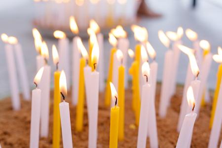 candle light of religion spirituality ceremony celebration