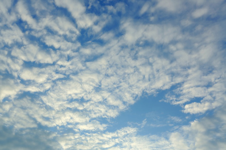 overcast: dramatic blue sky with cloudy, weather tropical background