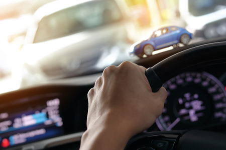 hand driver control steering wheel driving vehicle car